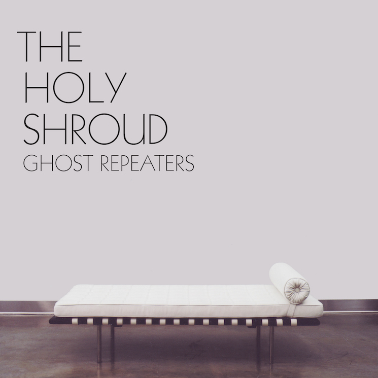 NR-045 - THE HOLY SHROUD - GHOST REPEATERS