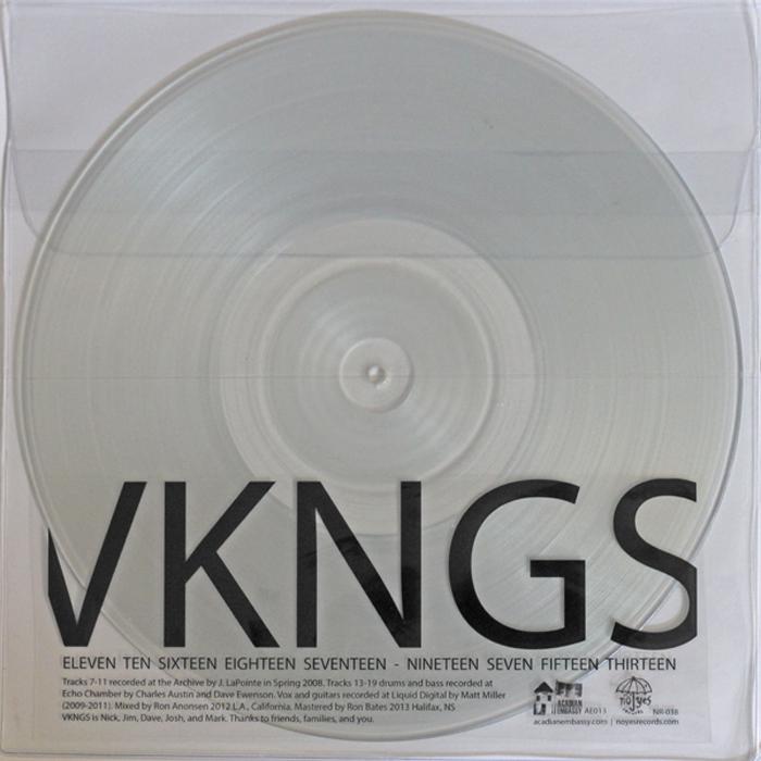 NR-038 - VKNGS - LP