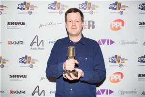 James Rutledge wins the MPG award
