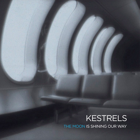 NR-041 - KESTRELS - THE MOON IS SHINING OUR WAY 12""