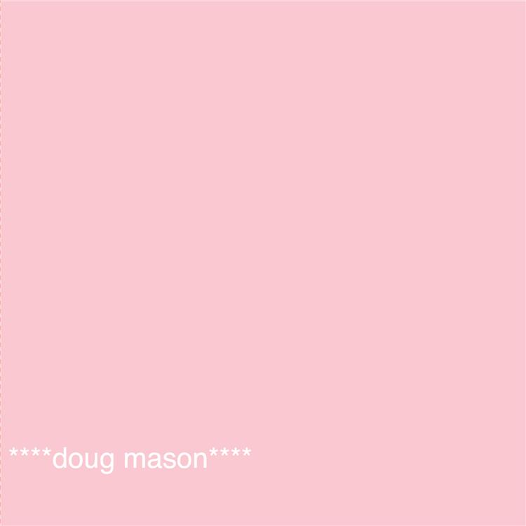 """NRSS-007 - DOUG MASON - """"BOOGAZI"""" B/W """"SONIC JUICE"""" 7"""""""