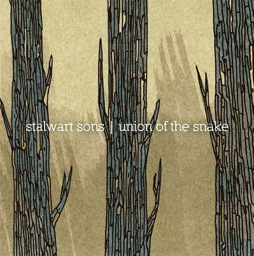 "NR-020 - UNION OF THE SNAKE - SPLIT 7"" WITH STALWART SONS"