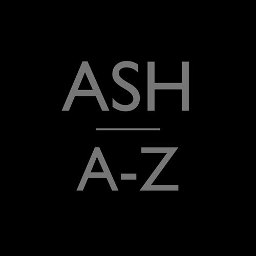NR-033 - ASH - THE A-Z SERIES