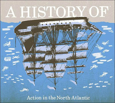 NR-012 - A HISTORY OF - ACTION IN THE NORTH ATLANTIC