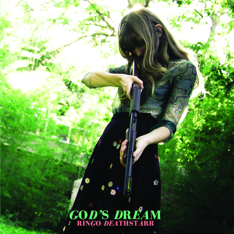 NR-039 - RINGO DEATHSTARR - GOD'S DREAM