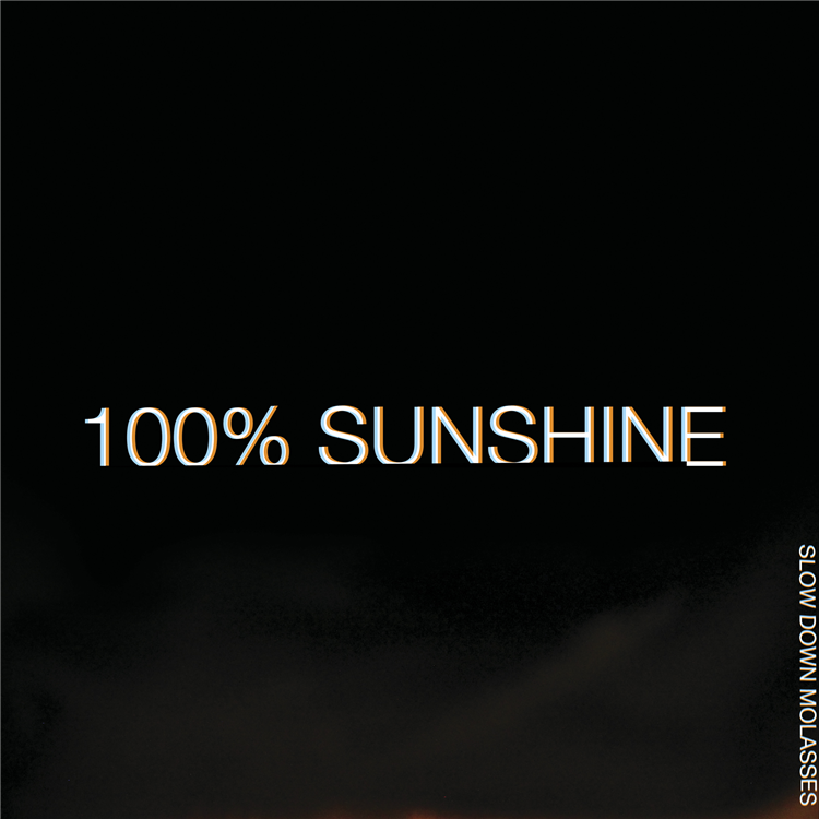 NR-042 - SLOW DOWN MOLASSES - 100% SUNSHINE