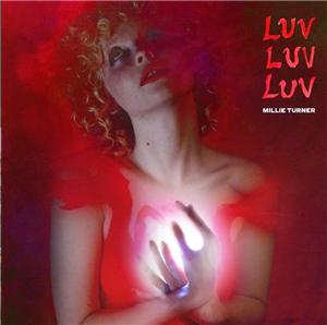 New Single 'Luv Luv Luv' by Millie Turner
