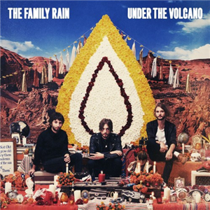 The Family Rain's debut album 'Under the Volcano' produced by Jim Abbiss