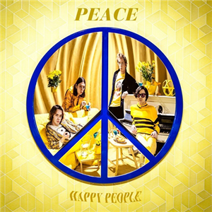 PEACE – HAPPY PEOPLE. OUT NOW!!